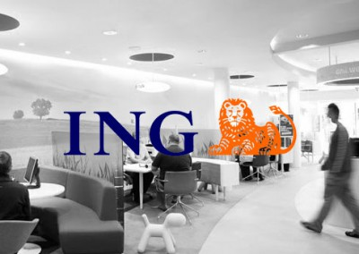 ING improves customer service around the world