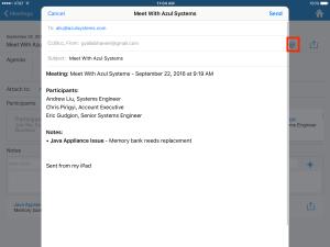 EmailMeetingDetails